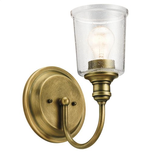 Waverly Collection Waverly 1 Light Wall Sconce CLP