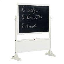 Jo's White* Homeroom Chalkboard