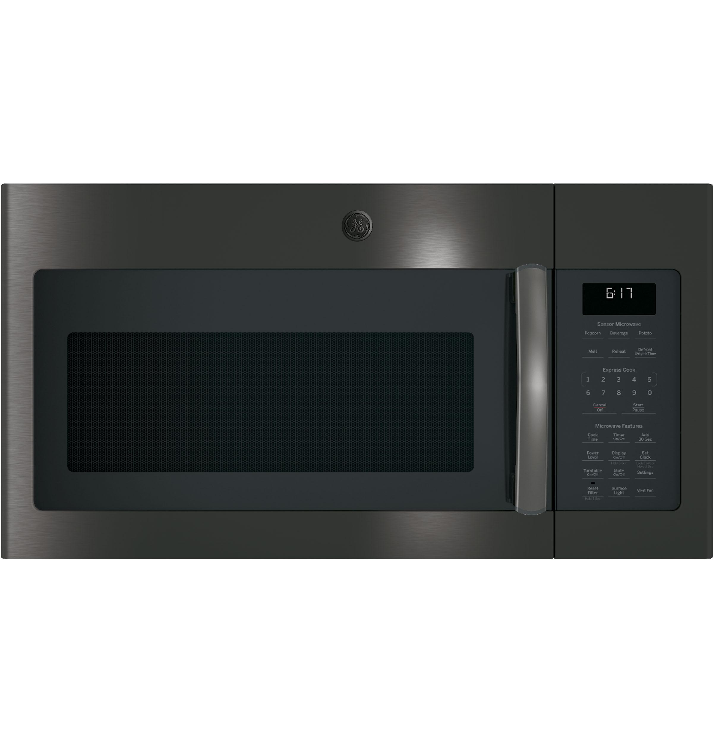 GE(R) 1.7 Cu. Ft. Over-the-Range Sensor Microwave Oven