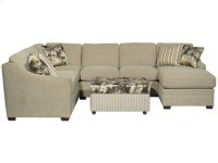 Craftmaster Living Room Stationary Sectionals Product Image