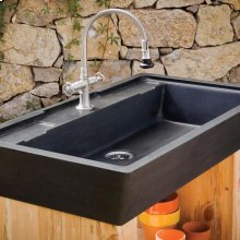 Salus Potting Sink Black Granite / Salus Potting Sink
