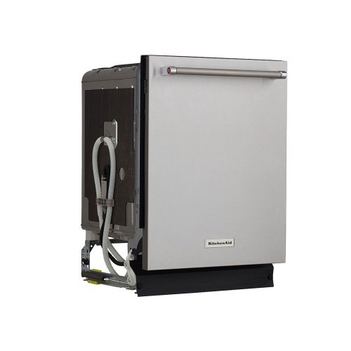 46 DBA Dishwasher with Bottle Wash Option and PrintShield Finish - Stainless Steel with PrintShield™ Finish