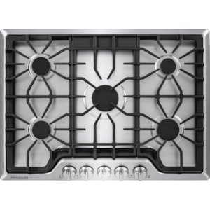 Gallery 30'' Gas Cooktop - STAINLESS STEEL