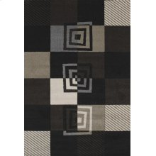Townshend Vibes Black Rugs