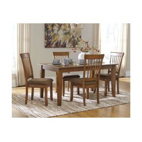 Berringer Rectangular Dining table and chairs Set 2/CN