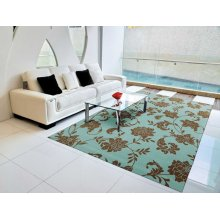Home & Garden Rs014 Ltb Rectangle Rug 7'9'' X 10'10''