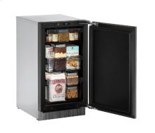 "Modular 3000 Series 18"" Solid Door Refrigerator With Integrated Solid Finish and Field Reversible Door Swing"