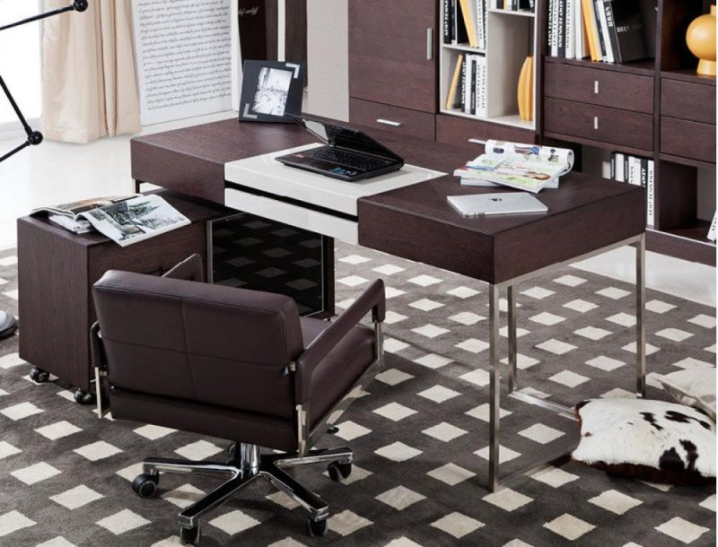 Vgwcs501 In By Vig Furniture In Duluth Mn Modrest Ezra Modern