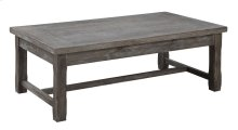 Emerald Home Paladin Cocktail Table Rustic Charcoal T3500