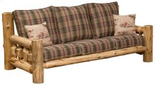 Log Frame Sofa Upgrade Fabric