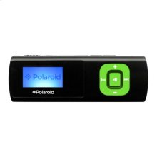 Polaroid 2GB MP3 Music Player Stick with Backlit LCD Display and FM Radio - PMP105-2GR, Green