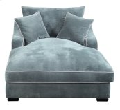 Emerald Home Caresse Chaise W/2 Pillows Marine U3174-07-08