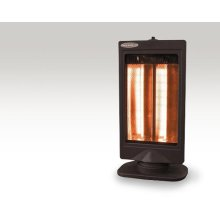 HALOGEN HEATER WITH FLAT PANEL