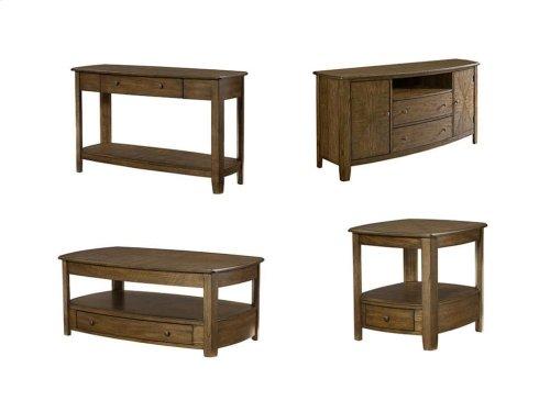 Primo Rectangular End Table