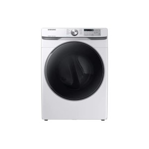 Samsung AppliancesDV6100 7.5 cu. ft. Gas Dryer with Steam Sanitize+ in White
