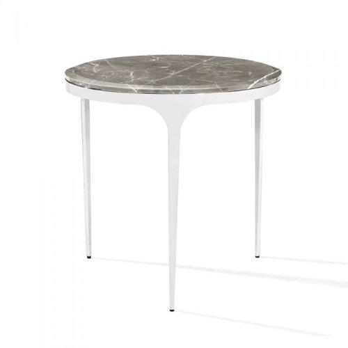 Camilla Side Table - Italian Grey