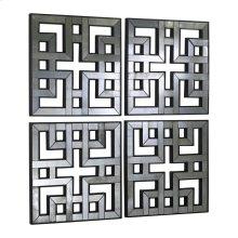 Akari Mirror Panels S/4