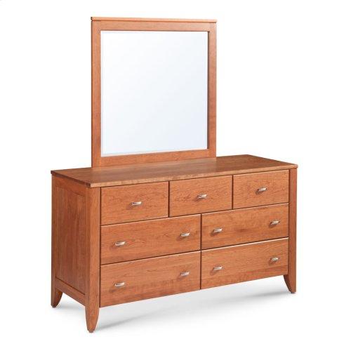 Justine 7-Drawer Dresser, Medium