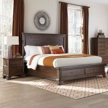 Bedroom - Telluride Storage Bed