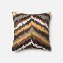 Brown / Multi Pillow