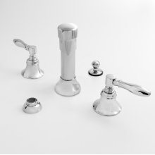 Bidet Set with Huntington Handle