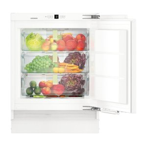 "Liebherr24"" Under-worktop, full-space BioFresh refrigerator for integrated use"