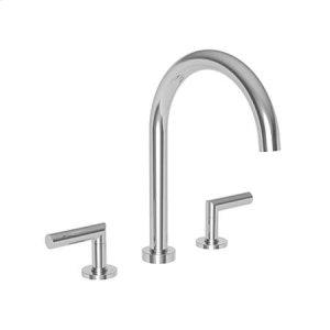 Satin Nickel - PVD Roman Tub Faucet