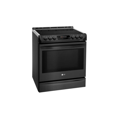 6.3 cu. ft. Smart wi-fi Enabled Electric Slide-in Range with ProBake Convection®