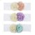 Additional Baby Double Flower Lace Headbands (12 pc. ppk.)