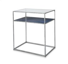 Maci Bedside Table - Cobalt