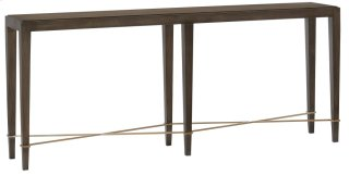 Verona Chanterelle Console Table - 32h x 76w x 14d