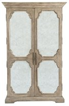 Campania Armoire in Weathered Sand (370) Product Image