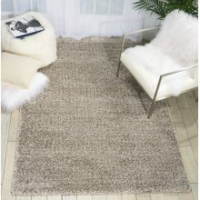 Brisbane Bri01 Stone Rectangle Rug 5' X 7'