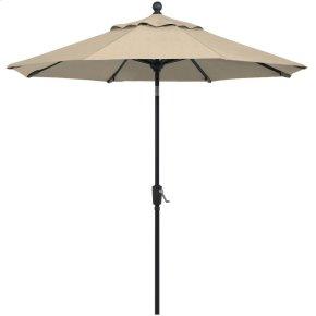Value Market Umbrella 9' Market Umbrella w/ Powdercoat Aluminum Frame and Autotilt