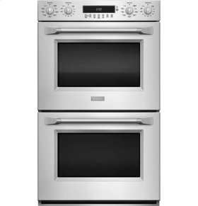 """30"""" Double Pro Wall Oven"""