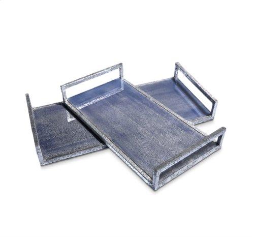 Maci Reactive Trays - Cobalt