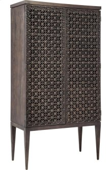 ED Ellen DeGeneres Oletha Tribal Door Chest