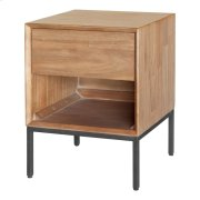 Hathaway Night Stand/Side Table, Newton Brown Product Image