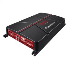 4-Channel Bridgeable Amplifier with Bass Boost