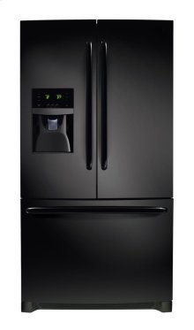 Bottom Mount Refrigerator - Black