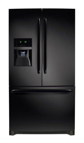 Bottom Mount Refrigerator - Black