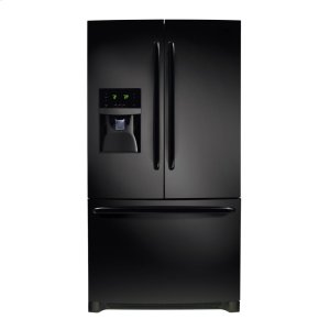 CrosleyBottom Mount Refrigerator - Black