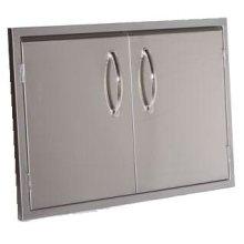 """Double Door 30"""""""