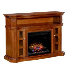 Bellemeade TV Stand with Electric Fireplace