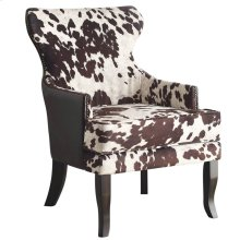 Angus II Accent Chair in Brown