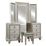 Diva Vanity Tri-View Mirror Product Image