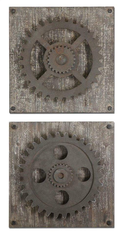 Rustic Gears, S/2