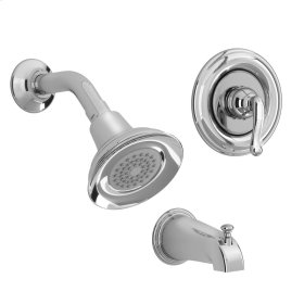 Winthrop One-Handle Tub Shower - Polished Chrome