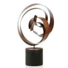 Bronze Swirl