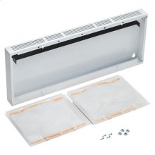 "Optional 36"" Non-Duct Kit for BROAN AP1 and RP2 series range hoods in White"